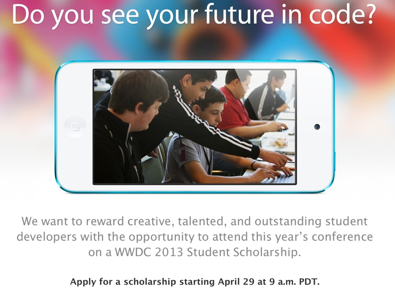 wwdcstudents Apple Offering 150 Free WWDC Tickets to Student Developers