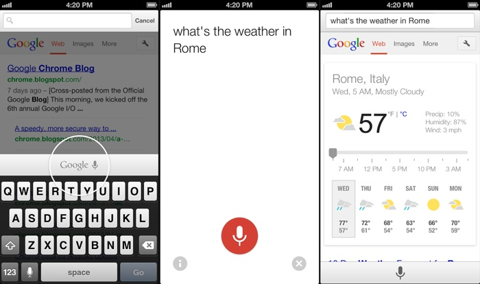 chromevoicesearch