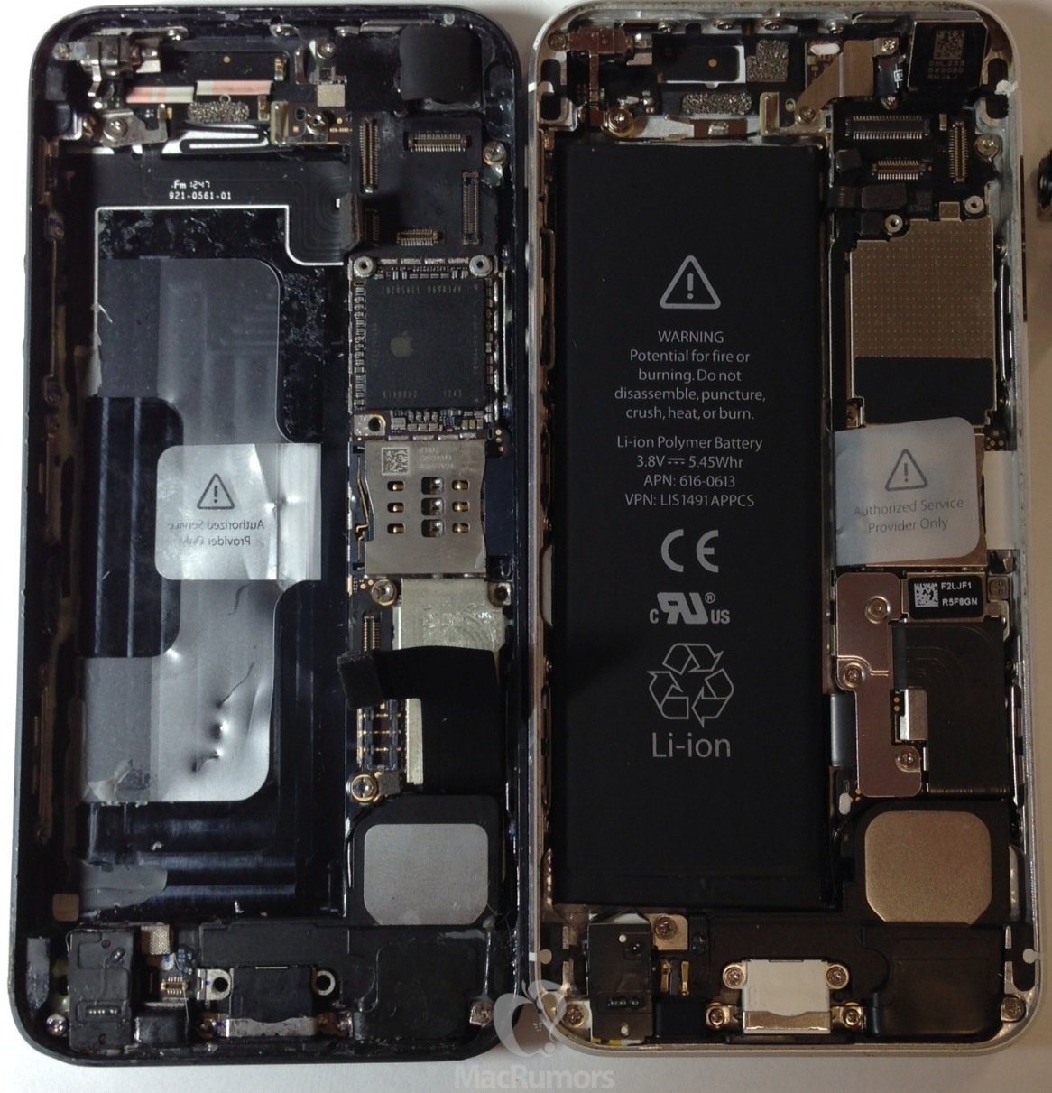 iPhone 5S Inside