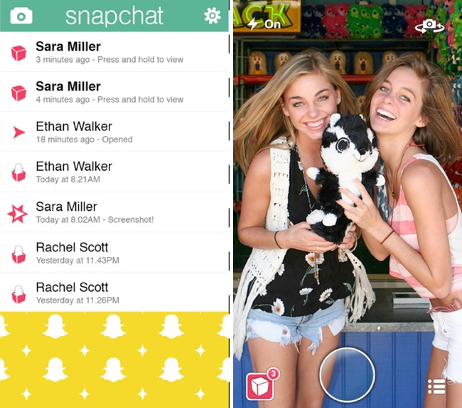... Interruptions, Allows Users to Secretly Take Snapchat Screenshots