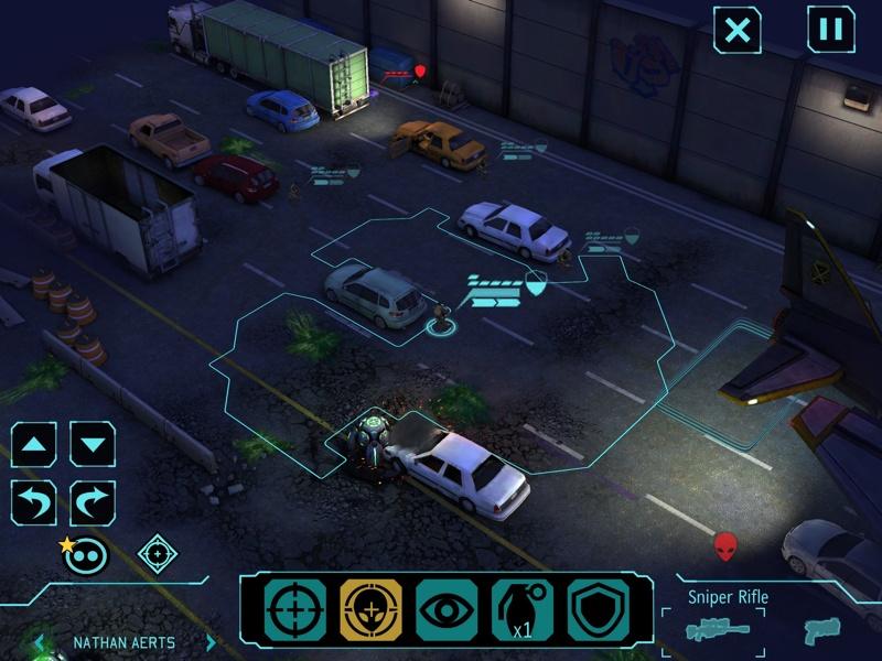 Xcom Flash Game