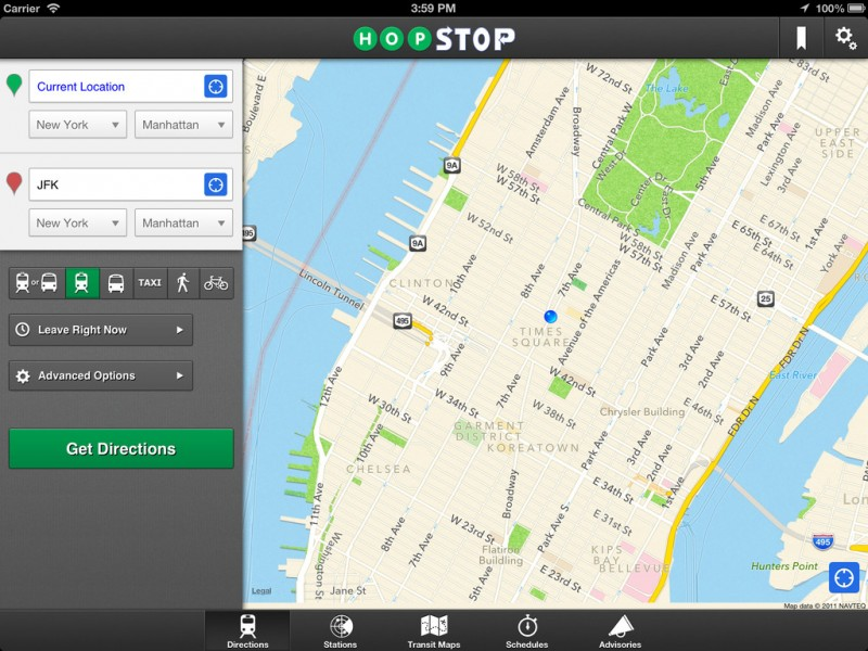 Hopstop Subway Map.Apple Acquires Transit Service Hopstop To Further Improve Its Maps