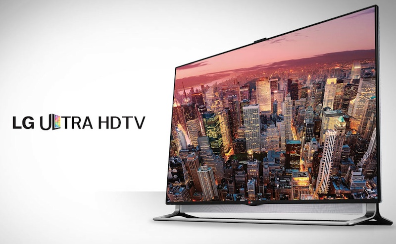 The Power of LG Ultra HD TV
