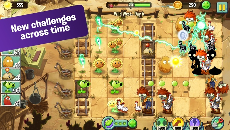 Plants Vs Zombies 2 Ipad - фото 9