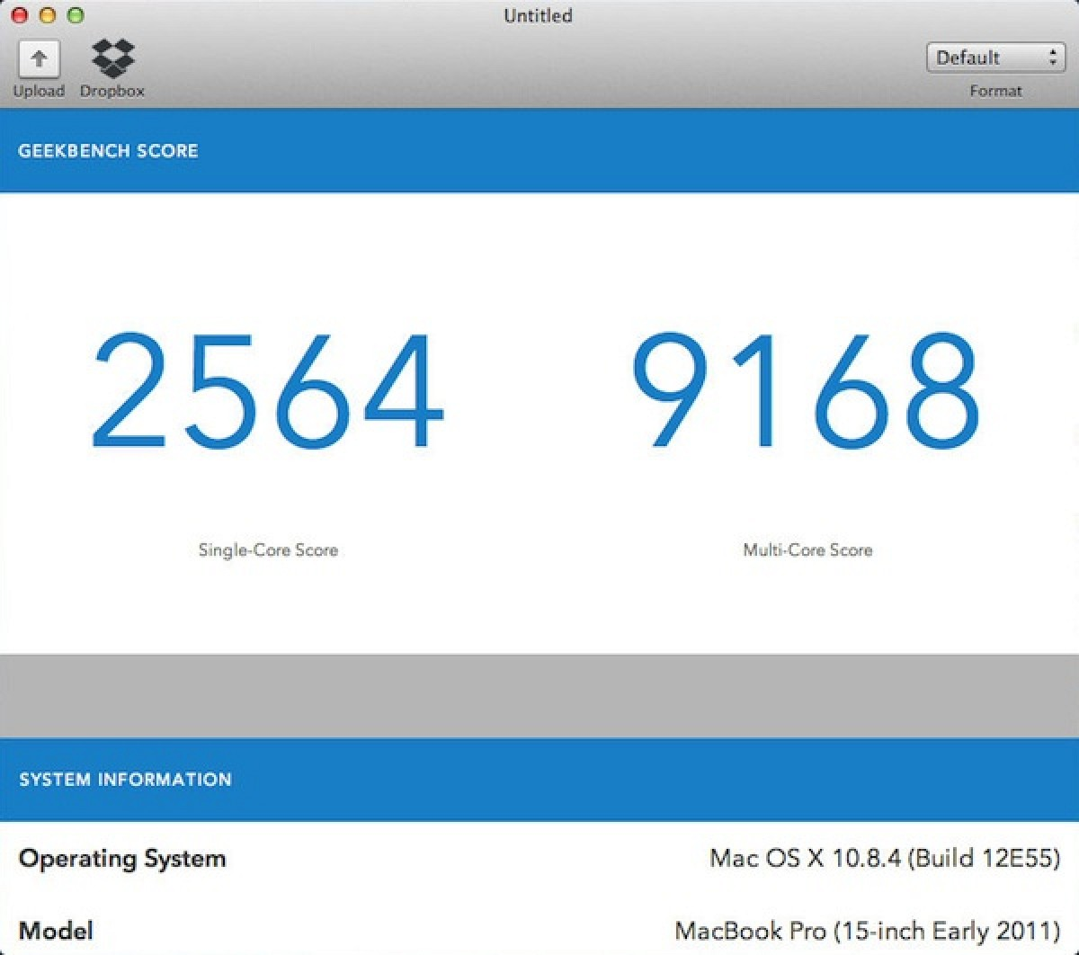 Geekbench 3 With 15 New Benchmark Tests Released For Mac