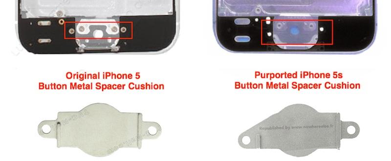 Další potvrzení nového Home tlačítka v iPhonu 5S a světlé vyhlídky na delší výdrž baterie