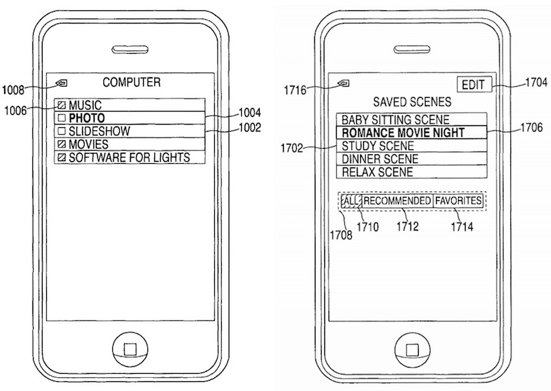iphone_intelligent_remote_patent