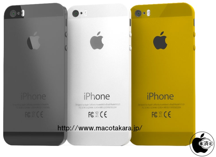 More Claims of 'iPhone 5C' Name, - 162.1KB