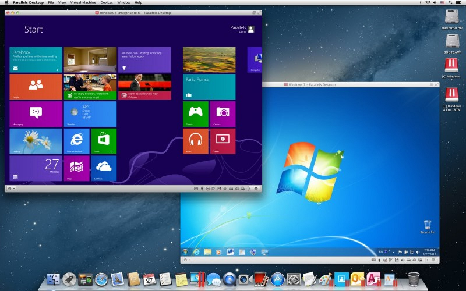 Black Friday Car Deals >> Apple Retail Stores to Encourage Mac Business Usage with Parallels Desktop, Parallels 9 Pre ...