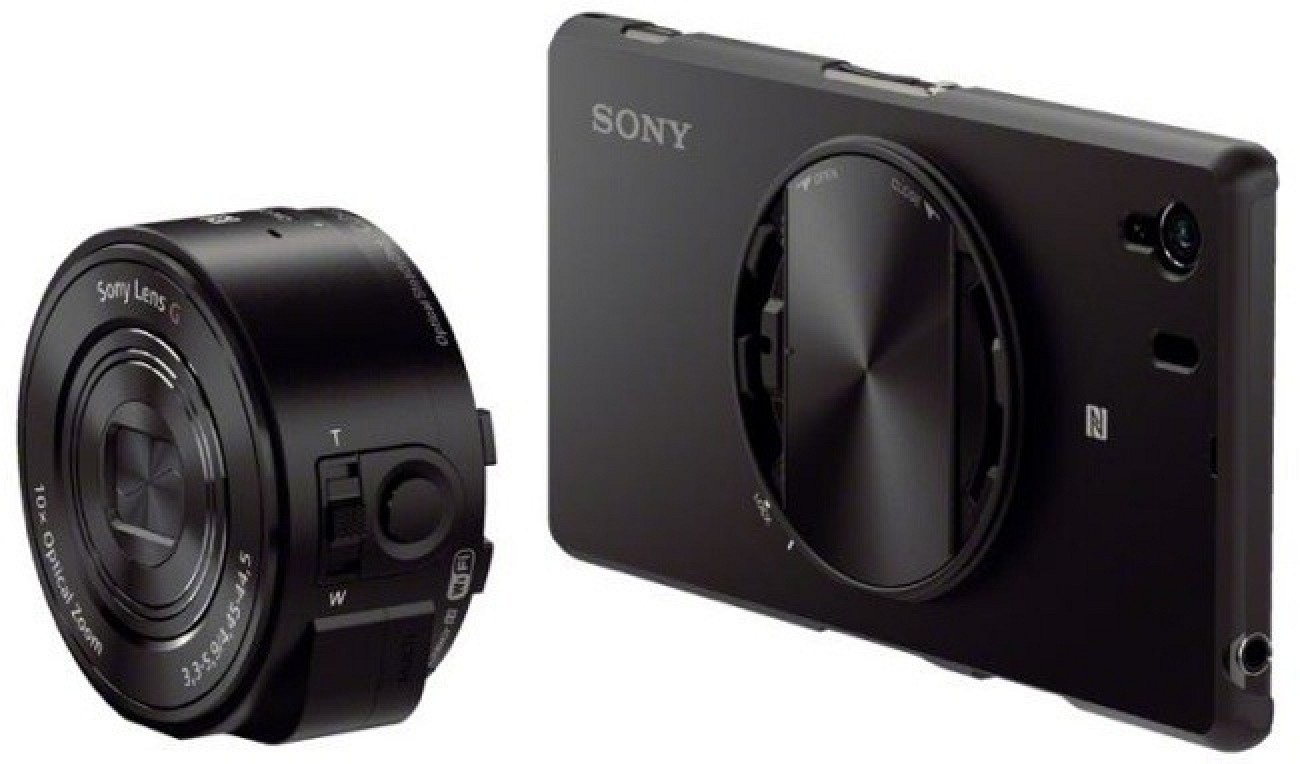 New Sony QX 'Lens-Style' Cameras Revealed in Leaked Press ...