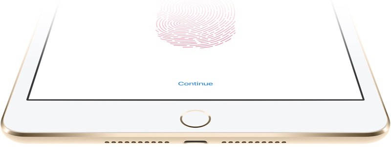 Image result for ipad pro touch id