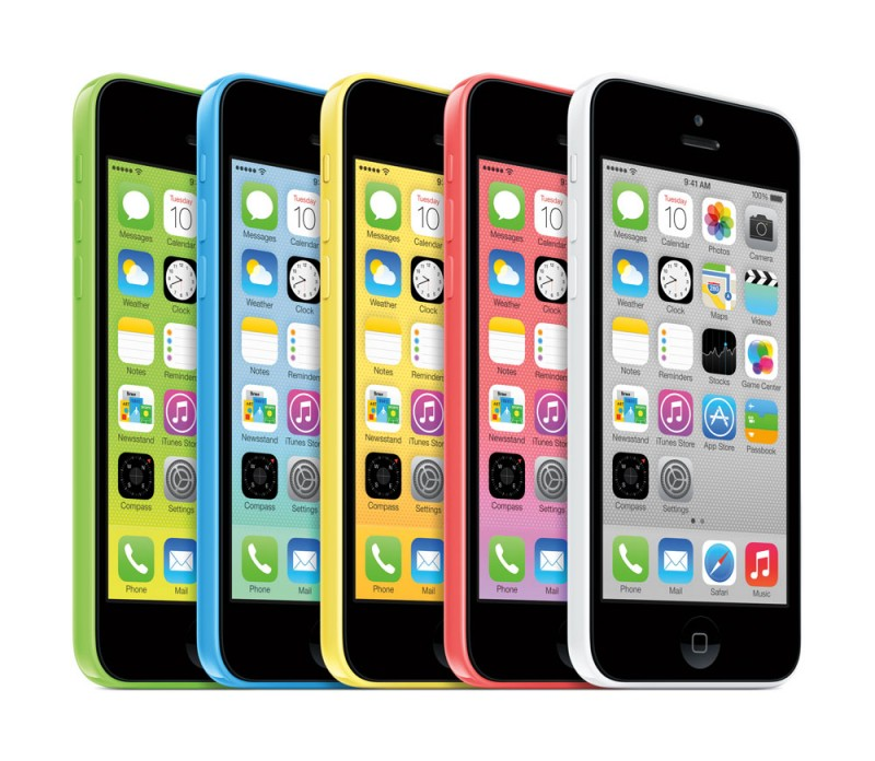 iPhone 5c Launch Day Supplies Generally Holding Up Well as Pre-Orders ...