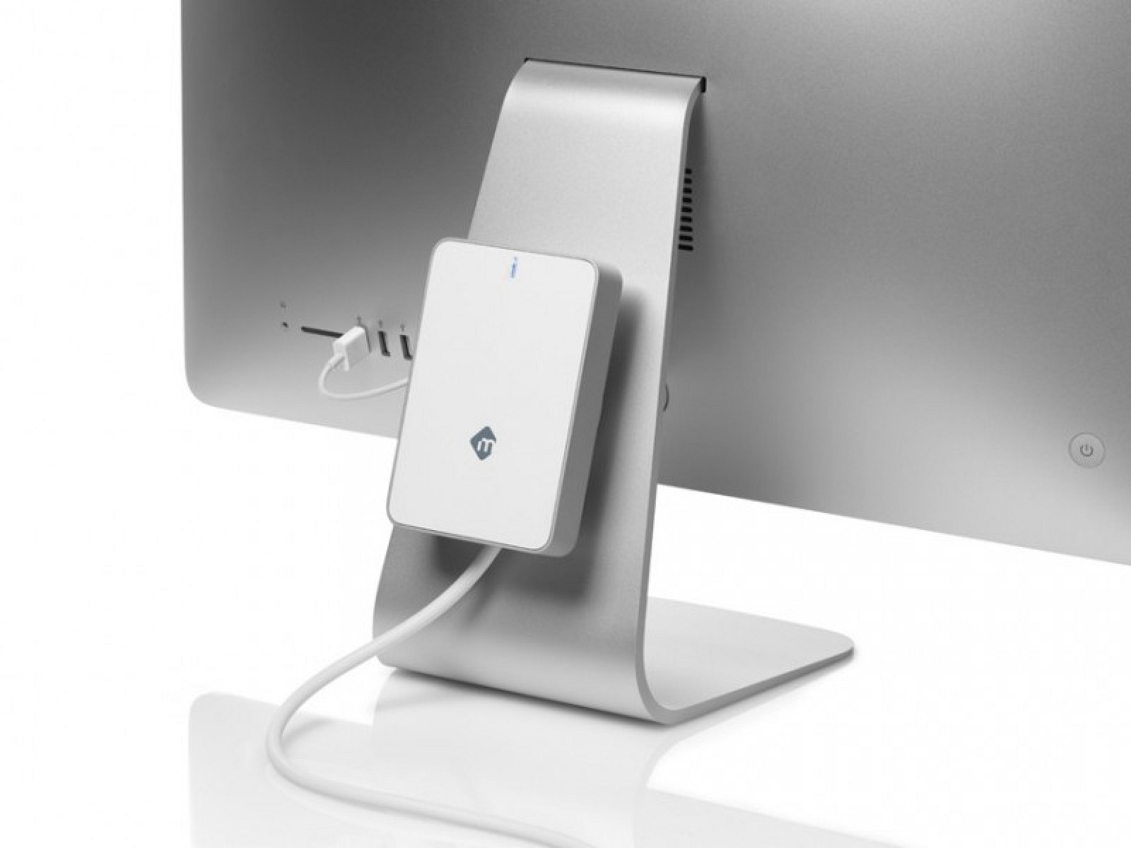 Mlogic Debuts Mback External Hard Drive That Attaches To