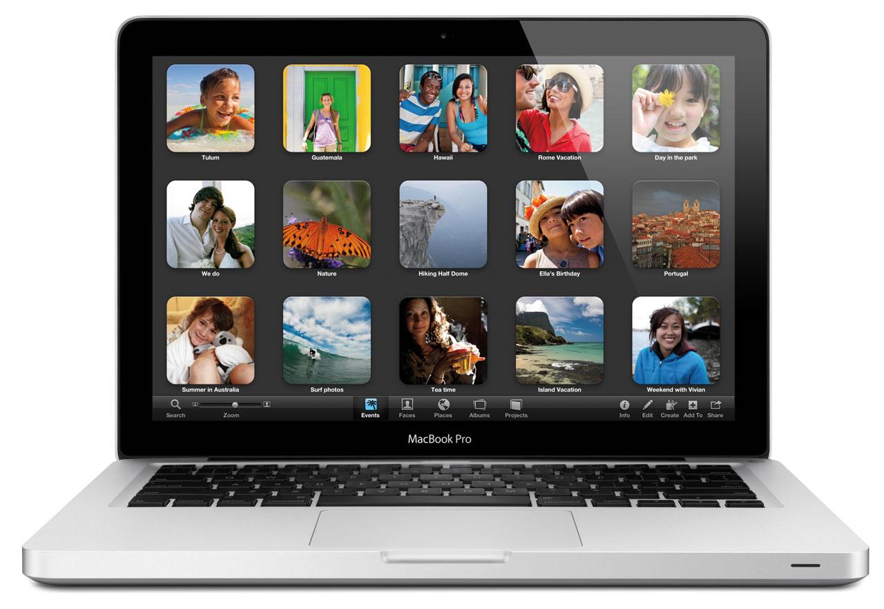 macbook fotobewerking