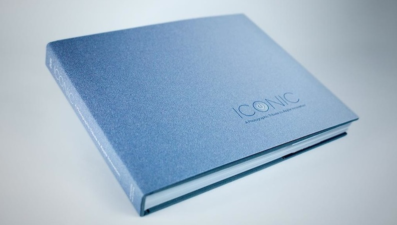 39 iconic 39 coffee table book offers 650 photographs of apple for Apple product book