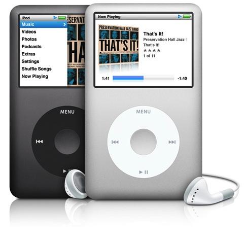Apple odstranil iPod Classic ze svého Online Storu