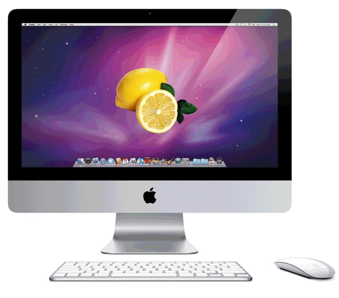 Lemon iMac