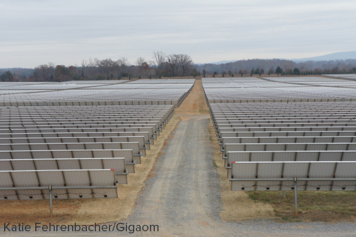 A closer look at apple 39 s north carolina renewable energy for Solar ranch