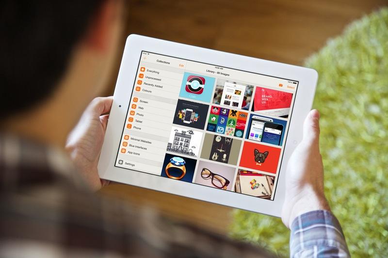 Ember on iPad