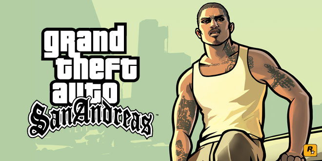 apps grand theft auto san andreas