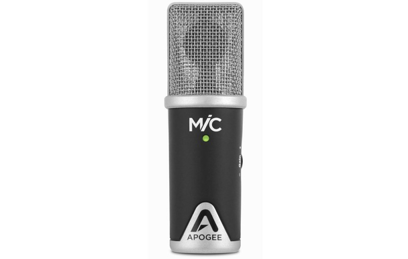 apogee debuts mic 96k microphone and jam 96k guitar interface for mac iphone and ipad mac. Black Bedroom Furniture Sets. Home Design Ideas