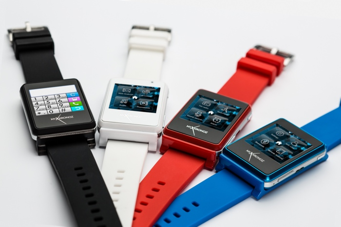 Top 5 Smart Watches For 2014