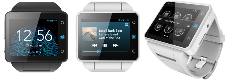 CES 2014: Apple's Competition in the Smart Watch A