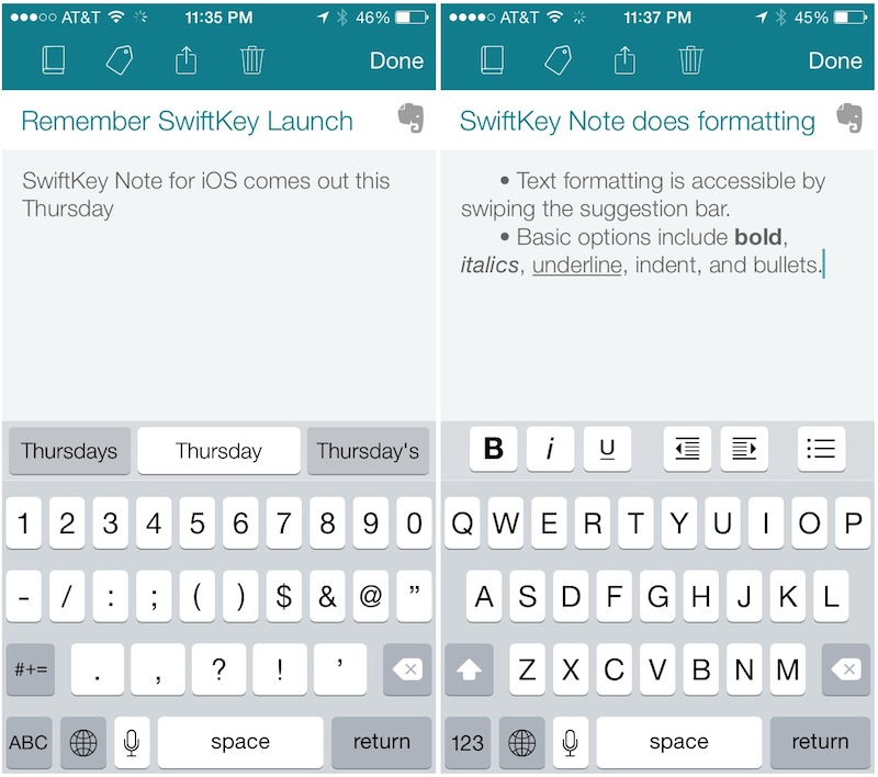 swiftkey_note_screenshots