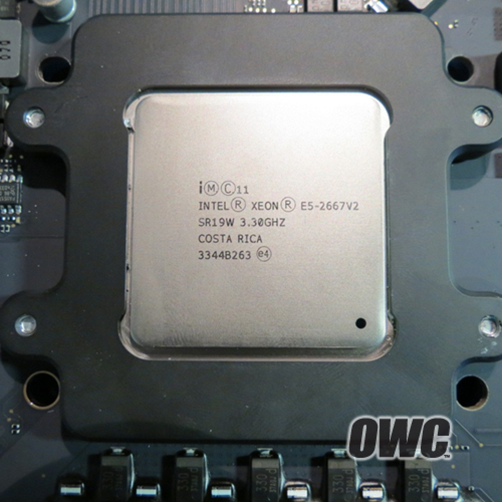 Mac Pro CPU Upgradeability Confirmed With Processor Swap ...