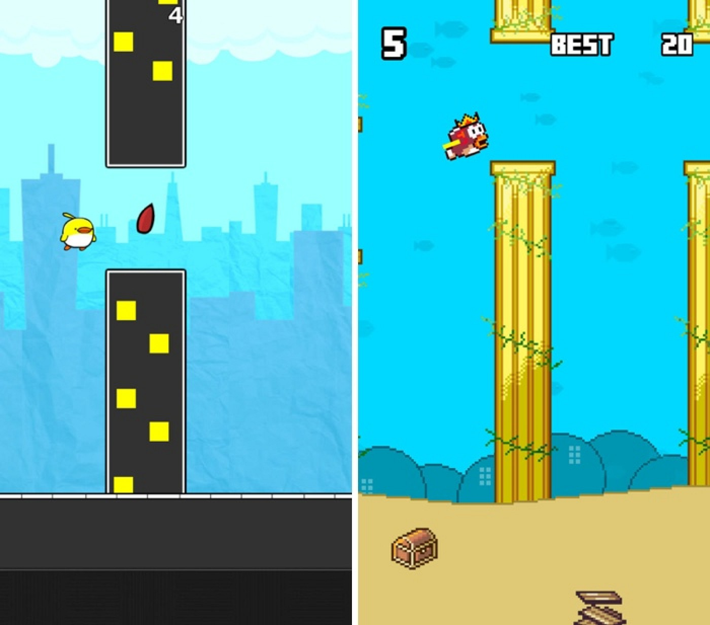 Flappy bird game to be re released but not anytime soon creator