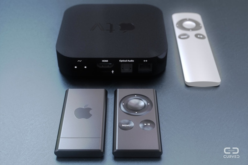 Apple Tv Air Concept Imagines A Simple Hdmi Dongle Mac