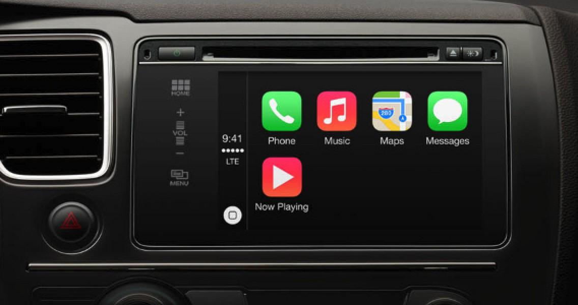 Pioneer brings apple carplay to existing in dash receivers for Honda apple play