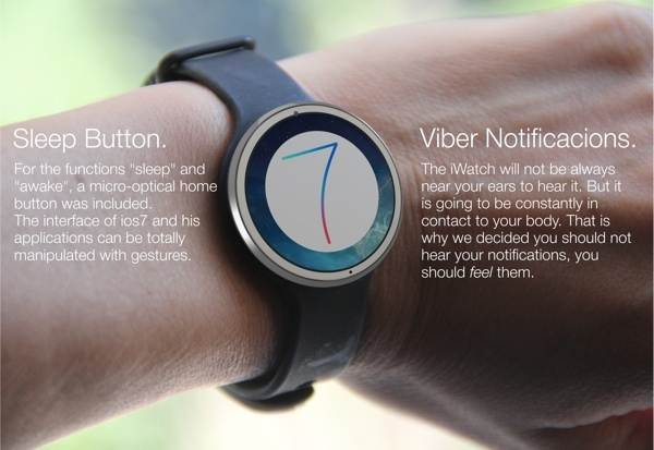 New Concepts Imagine The Iwatch As A Lifestyle Device