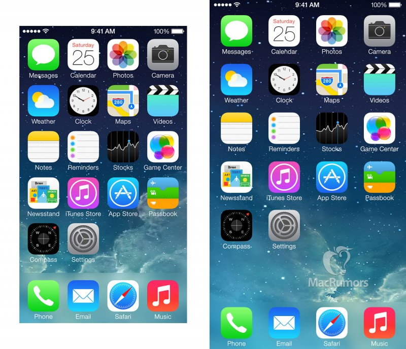 How apple could make the move to 4 7 iphone displays for Picture apps for iphone