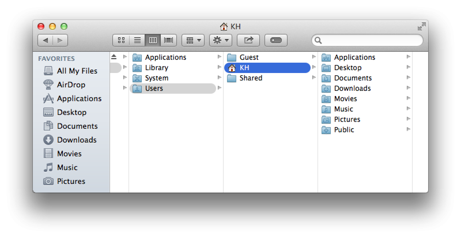 OS X 10.9.3 Bug Hides '/Users' Folder for Some Users ...