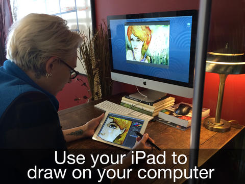 39 Air Stylus 39 Turns Your Ipad Into A Drawing Tablet For Your Mac Mac Rumors