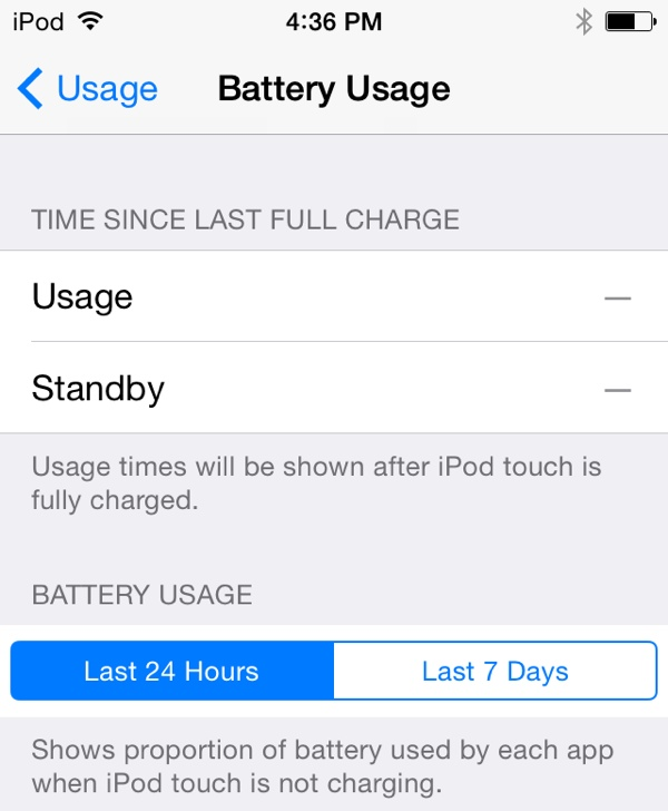 iOS 8 to Include Battery Usage Per App and Much More