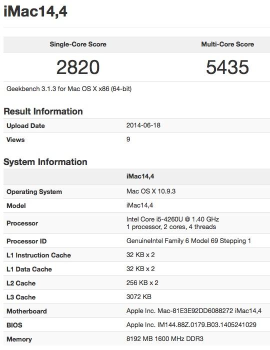 S nízkou cenou nového iMacu přichází i nízký výkon
