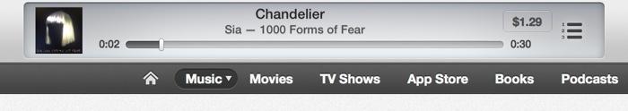 Apple zkrátil ukázku písniček na iTunes z 90 na 30 sekund