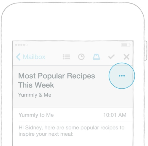 Mailbox for iOS Gains New Email Management Features, Languages [iOS Blog]