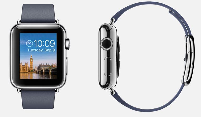 Ocelové Apple Watch přijdou na 500 dolarů, zlaté až na 5000 dolarů