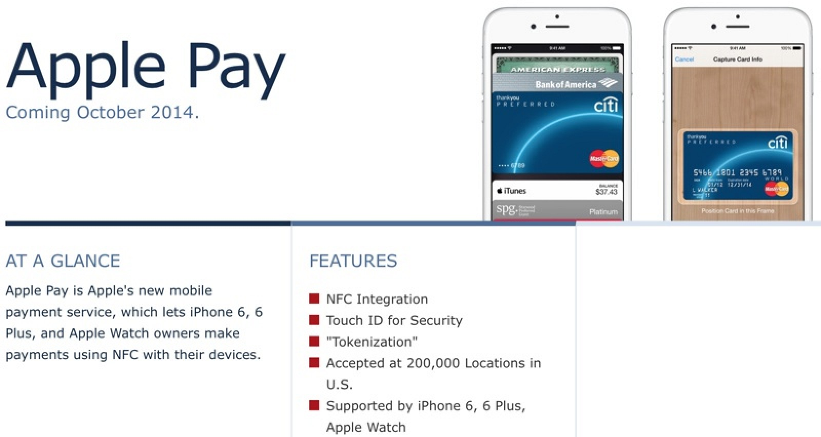 Apple Pay Iphone S Setup