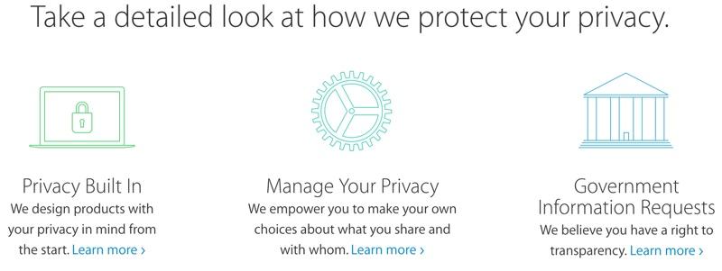 appleprivacysite