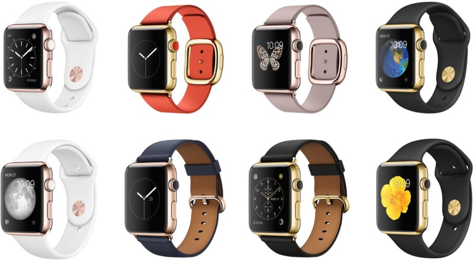 Black Friday Car Deals >> Apple Discontinues Gold Apple Watch Edition Models - Mac ...