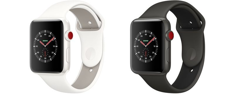 Apple Watch Series 3 Costs More Than $10/Month on Most Carriers, Can