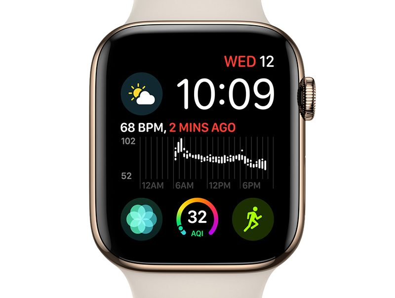 apple watch series 4 now available for pre order