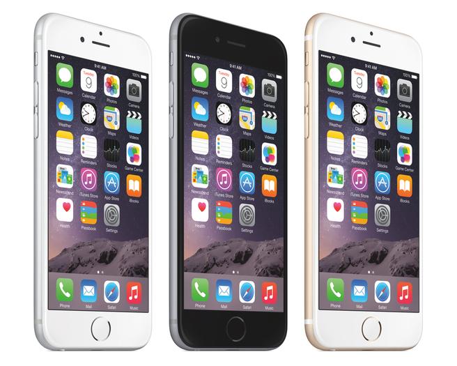 WSJ: Apple objednal výrobu rekordních 90 milionů kusů iPhonů 6s