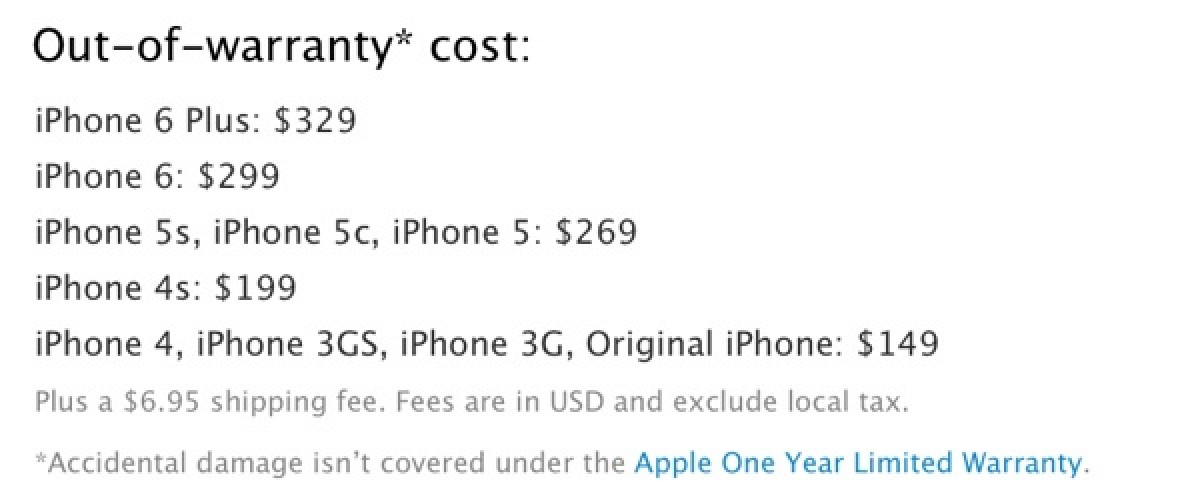 how to find out warranty on iphone