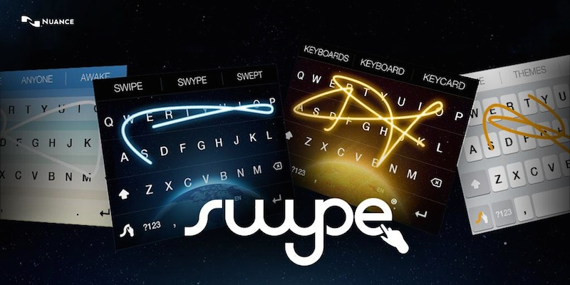 nuance discontinues swype keyboard for ios and android