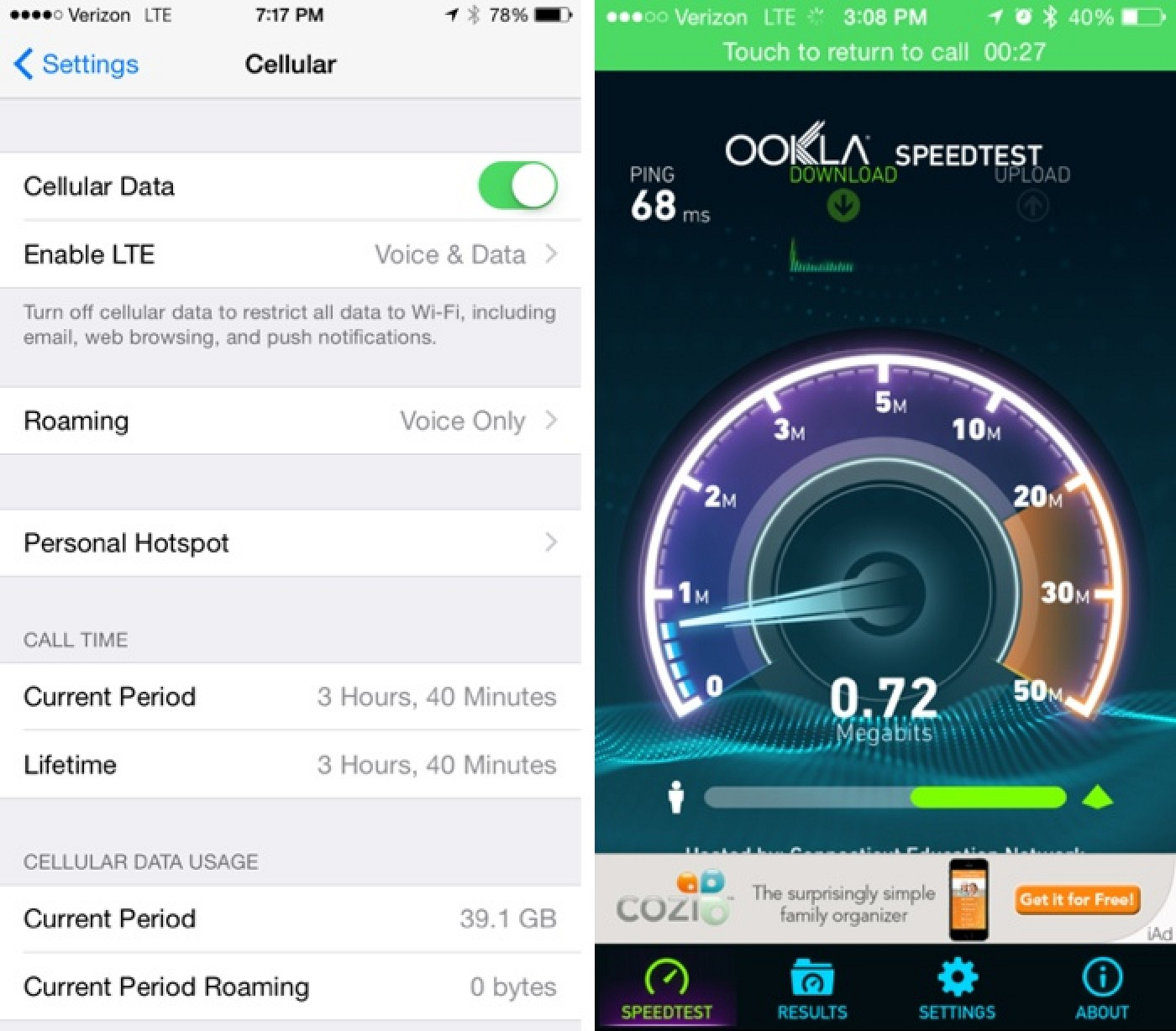 Simultaneous Voice/Data, HD Voice Now Available to Verizon iPhone 6 and 6 Plus Users